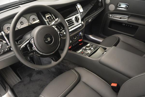 Used 2017 Rolls-Royce Ghost for sale Sold at Pagani of Greenwich in Greenwich CT 06830 19