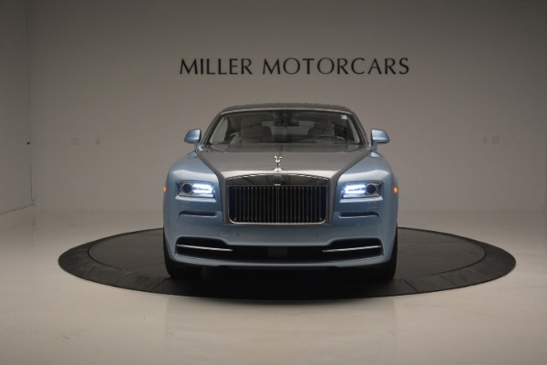 Used 2015 Rolls-Royce Wraith for sale Sold at Pagani of Greenwich in Greenwich CT 06830 12