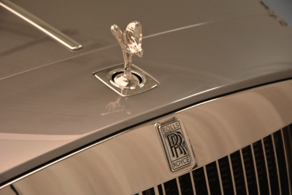 Used 2015 Rolls-Royce Wraith for sale Sold at Pagani of Greenwich in Greenwich CT 06830 15