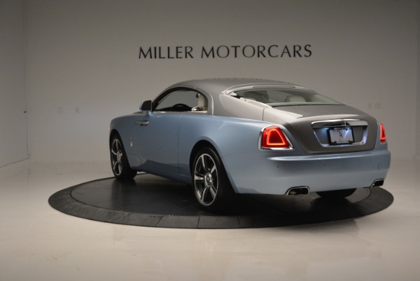 Used 2015 Rolls-Royce Wraith for sale Sold at Pagani of Greenwich in Greenwich CT 06830 5
