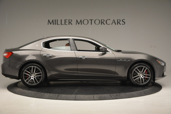 Used 2017 Maserati Ghibli S Q4  EX-LOANER for sale Sold at Pagani of Greenwich in Greenwich CT 06830 9