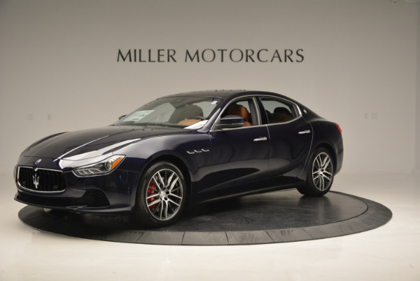 Used 2017 Maserati Ghibli S Q4 - EX Loaner for sale Sold at Pagani of Greenwich in Greenwich CT 06830 2