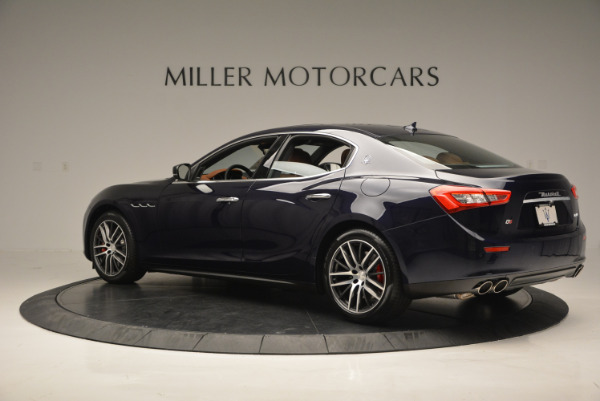 Used 2017 Maserati Ghibli S Q4 - EX Loaner for sale Sold at Pagani of Greenwich in Greenwich CT 06830 4