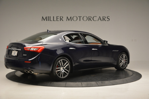 Used 2017 Maserati Ghibli S Q4 - EX Loaner for sale Sold at Pagani of Greenwich in Greenwich CT 06830 8
