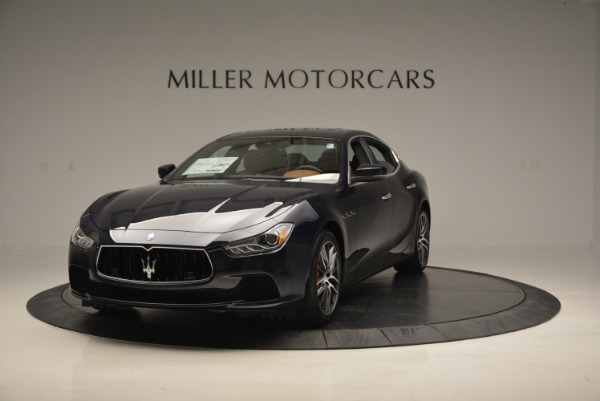 Used 2017 Maserati Ghibli S Q4 - EX Loaner for sale Sold at Pagani of Greenwich in Greenwich CT 06830 1