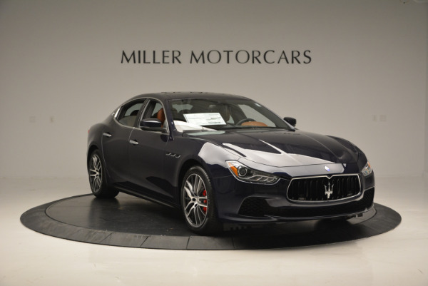 Used 2017 Maserati Ghibli S Q4 - EX Loaner for sale Sold at Pagani of Greenwich in Greenwich CT 06830 11