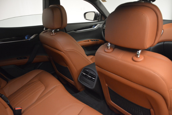 New 2017 Maserati Ghibli S Q4 for sale Sold at Pagani of Greenwich in Greenwich CT 06830 22