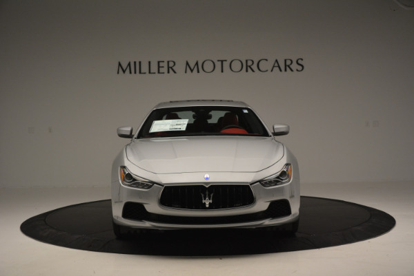 New 2017 Maserati Ghibli S Q4 for sale Sold at Pagani of Greenwich in Greenwich CT 06830 12
