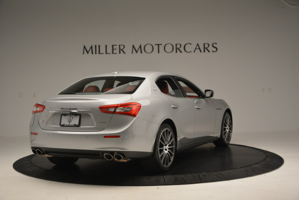 New 2017 Maserati Ghibli S Q4 for sale Sold at Pagani of Greenwich in Greenwich CT 06830 7