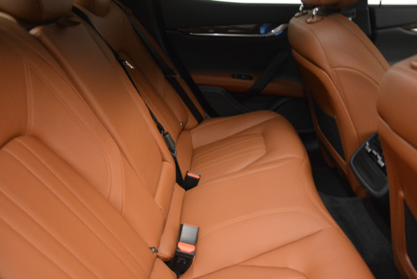 New 2017 Maserati Ghibli S Q4 for sale Sold at Pagani of Greenwich in Greenwich CT 06830 23