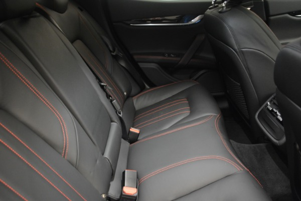 Used 2017 Maserati Ghibli S Q4 - EX Loaner for sale Sold at Pagani of Greenwich in Greenwich CT 06830 24