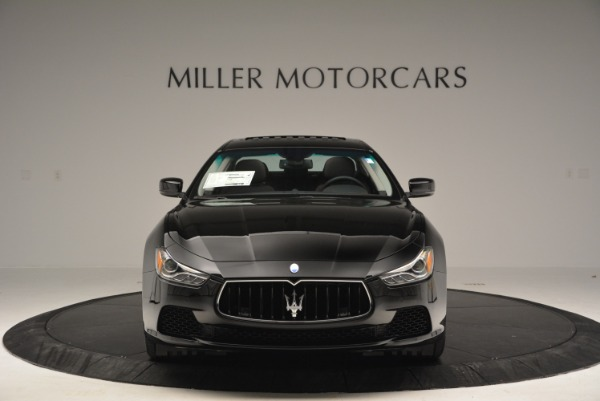 Used 2017 Maserati Ghibli S Q4 - EX Loaner for sale Sold at Pagani of Greenwich in Greenwich CT 06830 3