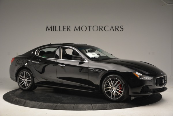 Used 2017 Maserati Ghibli S Q4 - EX Loaner for sale Sold at Pagani of Greenwich in Greenwich CT 06830 5