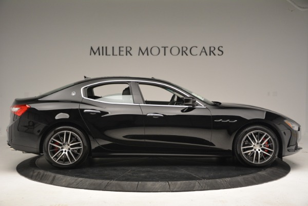 Used 2017 Maserati Ghibli S Q4 - EX Loaner for sale Sold at Pagani of Greenwich in Greenwich CT 06830 6