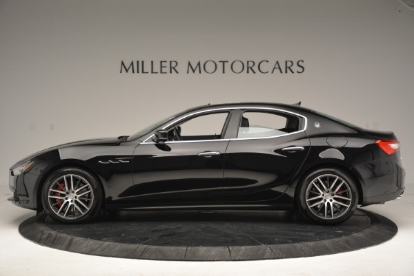 Used 2017 Maserati Ghibli S Q4 - EX Loaner for sale Sold at Pagani of Greenwich in Greenwich CT 06830 7