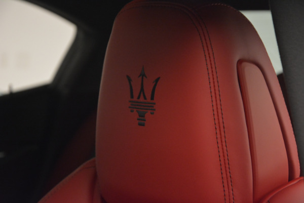 New 2017 Maserati Ghibli S Q4 for sale Sold at Pagani of Greenwich in Greenwich CT 06830 16