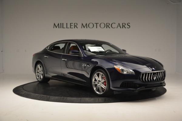 New 2017 Maserati Quattroporte S Q4 for sale Sold at Pagani of Greenwich in Greenwich CT 06830 11