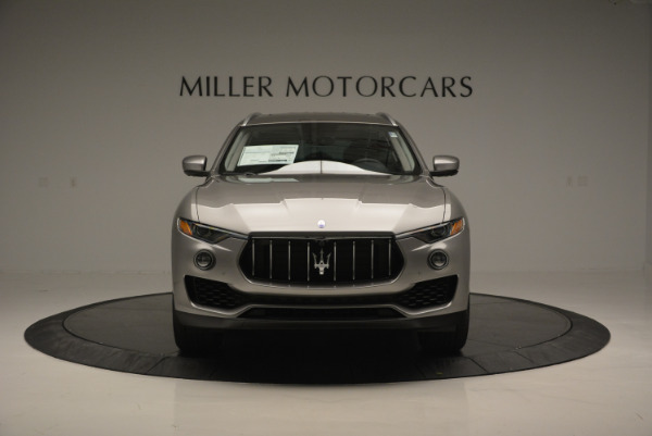 New 2017 Maserati Levante 350hp for sale Sold at Pagani of Greenwich in Greenwich CT 06830 12