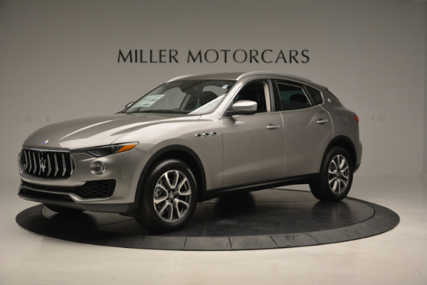 New 2017 Maserati Levante 350hp for sale Sold at Pagani of Greenwich in Greenwich CT 06830 2