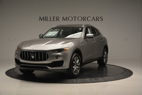 New 2017 Maserati Levante 350hp for sale Sold at Pagani of Greenwich in Greenwich CT 06830 1