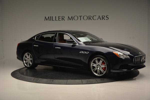New 2017 Maserati Quattroporte S Q4 for sale Sold at Pagani of Greenwich in Greenwich CT 06830 10