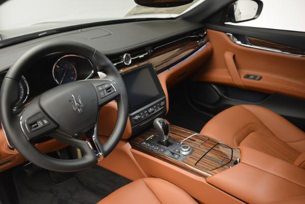 New 2017 Maserati Quattroporte S Q4 for sale Sold at Pagani of Greenwich in Greenwich CT 06830 13