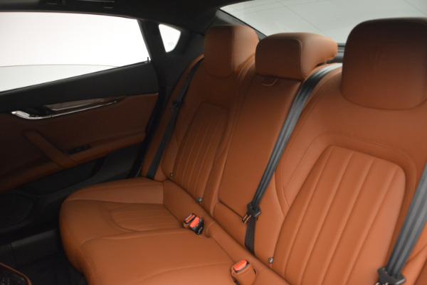 New 2017 Maserati Quattroporte S Q4 for sale Sold at Pagani of Greenwich in Greenwich CT 06830 18