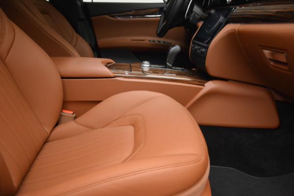 New 2017 Maserati Quattroporte S Q4 for sale Sold at Pagani of Greenwich in Greenwich CT 06830 20