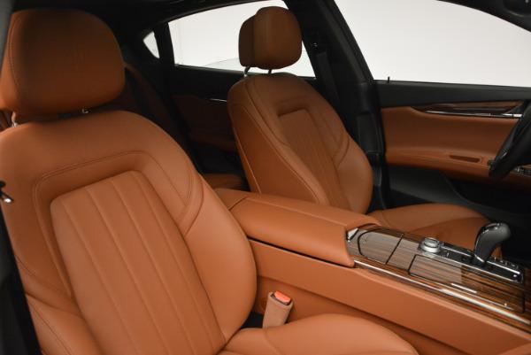 New 2017 Maserati Quattroporte S Q4 for sale Sold at Pagani of Greenwich in Greenwich CT 06830 21
