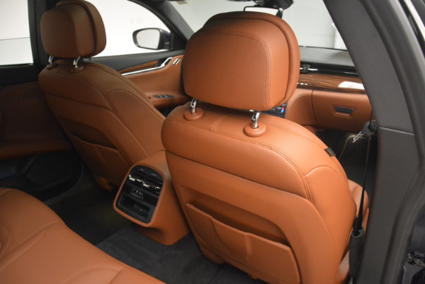 New 2017 Maserati Quattroporte S Q4 for sale Sold at Pagani of Greenwich in Greenwich CT 06830 22