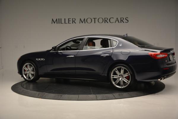 New 2017 Maserati Quattroporte S Q4 for sale Sold at Pagani of Greenwich in Greenwich CT 06830 4