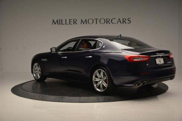 New 2017 Maserati Quattroporte S Q4 for sale Sold at Pagani of Greenwich in Greenwich CT 06830 5