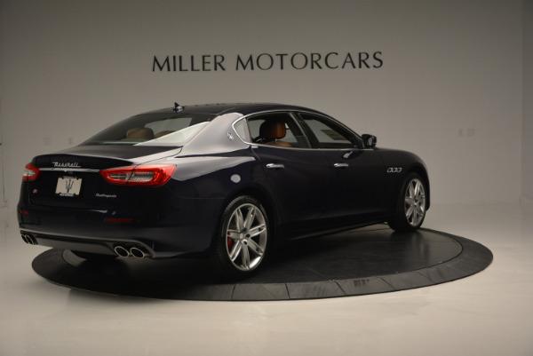 New 2017 Maserati Quattroporte S Q4 for sale Sold at Pagani of Greenwich in Greenwich CT 06830 7