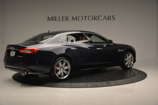 New 2017 Maserati Quattroporte S Q4 for sale Sold at Pagani of Greenwich in Greenwich CT 06830 8