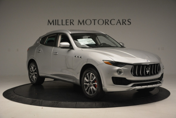 New 2017 Maserati Levante 350hp for sale Sold at Pagani of Greenwich in Greenwich CT 06830 11