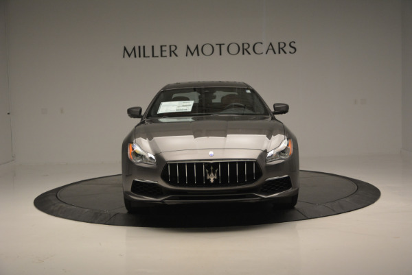 New 2017 Maserati Quattroporte S Q4 GranLusso for sale Sold at Pagani of Greenwich in Greenwich CT 06830 12
