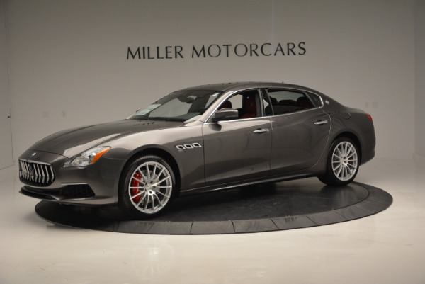 New 2017 Maserati Quattroporte S Q4 GranLusso for sale Sold at Pagani of Greenwich in Greenwich CT 06830 2