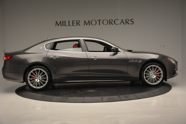 New 2017 Maserati Quattroporte S Q4 GranLusso for sale Sold at Pagani of Greenwich in Greenwich CT 06830 9