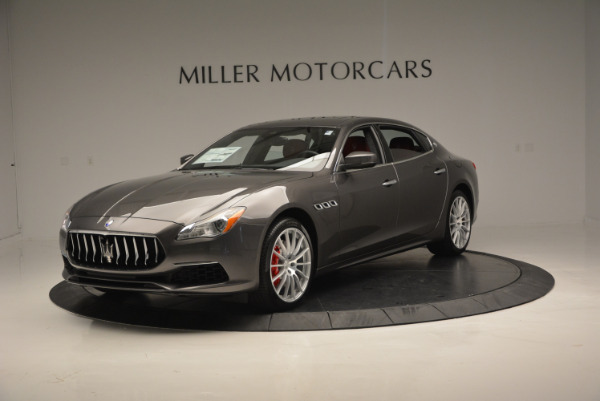New 2017 Maserati Quattroporte S Q4 GranLusso for sale Sold at Pagani of Greenwich in Greenwich CT 06830 1