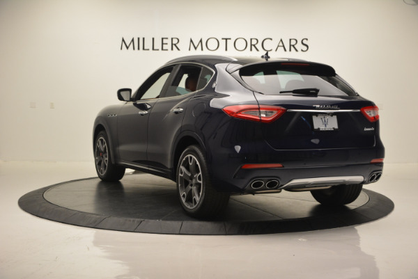 New 2017 Maserati Levante S for sale Sold at Pagani of Greenwich in Greenwich CT 06830 3