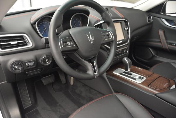 Used 2016 Maserati Ghibli S Q4 for sale Sold at Pagani of Greenwich in Greenwich CT 06830 20