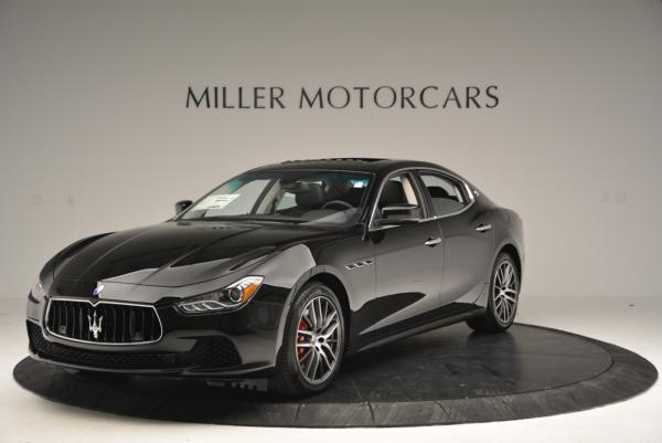 Used 2016 Maserati Ghibli S Q4 for sale Sold at Pagani of Greenwich in Greenwich CT 06830 24