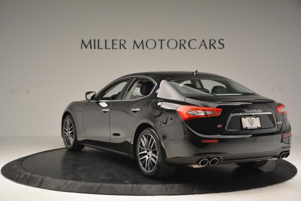 Used 2016 Maserati Ghibli S Q4 for sale Sold at Pagani of Greenwich in Greenwich CT 06830 5