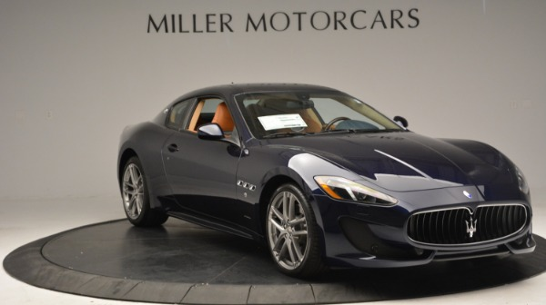 Used 2017 Maserati GranTurismo Sport for sale Sold at Pagani of Greenwich in Greenwich CT 06830 11