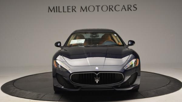New 2017 Maserati GranTurismo Sport for sale Sold at Pagani of Greenwich in Greenwich CT 06830 12