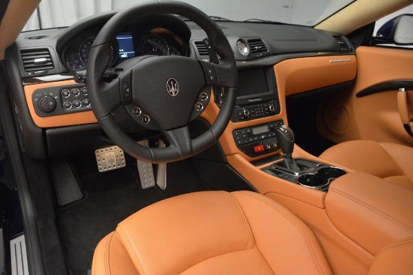 Used 2017 Maserati GranTurismo Sport for sale Sold at Pagani of Greenwich in Greenwich CT 06830 13