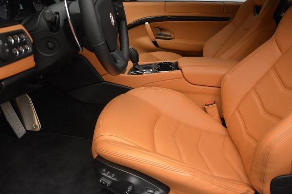 Used 2017 Maserati GranTurismo Sport for sale Sold at Pagani of Greenwich in Greenwich CT 06830 14