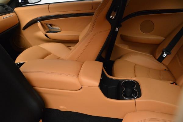 New 2017 Maserati GranTurismo Sport for sale Sold at Pagani of Greenwich in Greenwich CT 06830 17