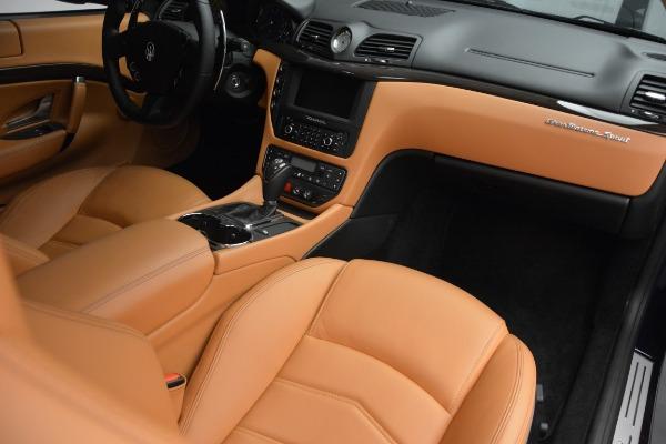 Used 2017 Maserati GranTurismo Sport for sale Sold at Pagani of Greenwich in Greenwich CT 06830 18