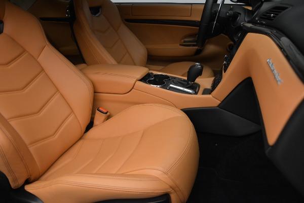 Used 2017 Maserati GranTurismo Sport for sale Sold at Pagani of Greenwich in Greenwich CT 06830 19